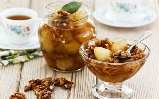 Прозрачное варенье из яблок дольками быстро на зиму — рецепт с пошаговыми фото