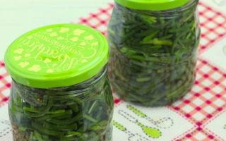 Маринованные стрелки чеснока на зиму — 5 рецептов приготовления с пошаговыми фото