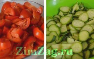 Салат на зиму из огурцов и капусты — 5 рецептов с фото пошагово