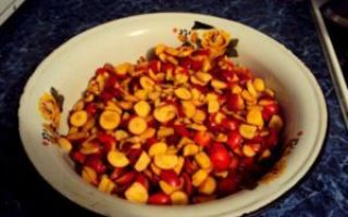 Джем из ранеток с апельсином на зиму — рецепт приготовления с пошаговыми фото
