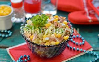 Салат Охотничий без капусты на зиму — рецепт с пошаговыми фото