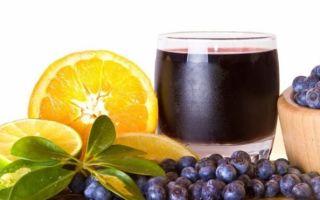 Черника в собственном соку с сахаром без варки на зиму — рецепт с пошаговыми фото
