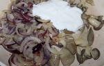 Тушеные вешенки: фото и рецепты грибов, тушеных в сметане и без с разными ингредиентами