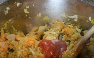 Солянка с помидорами на зиму — пошаговый рецепт с фото