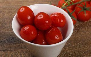 Соленые помидоры в банках для хранения в квартире на зиму — рецепт с пошаговыми фото