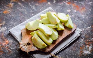 Компот из яблок с мятой на зиму — рецепт с пошаговыми фото