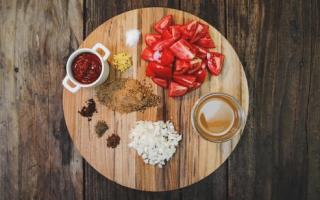 Кетчуп из помидоров на зиму пальчики оближешь — пошаговый рецепт с фото