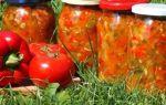 Салат дунайский с огурцами на зиму — простой и вкусный рецепт с фото