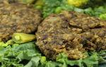 Постные грибные котлеты: рецепты с гречкой, картофелем, рисом и овсянкой