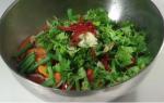Кабачки по-корейски на зиму — пошаговый рецепт приготовления с фото