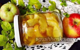 Варенье из яблок и груш в домашних условиях на зиму — рецепт с пошаговыми фото