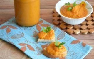 Кабачковая икра в духовке в рукаве на зиму — рецепт с пошаговыми фото