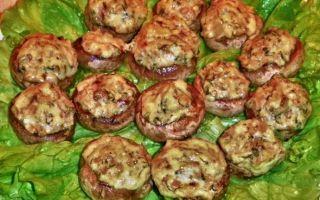 Шампиньоны в микроволновке: фото, рецепты, как приготовить целиком фаршированные сыром грибы и другие блюда