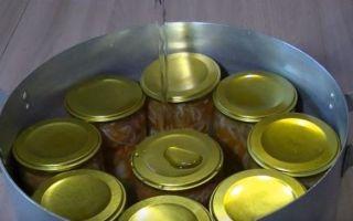 Салат осенний — 6 рецептов на зиму с пошаговыми фото