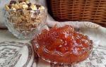 Варенье из яблок и груш в мультиварке на зиму — рецепт с пошаговыми фото