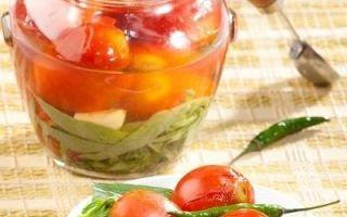 Заготовки на зиму из помидор — 5 золотых рецептов с фото пошагово