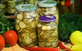 Огурцы резанные на зиму — рецепт приготовления с пошаговыми фото