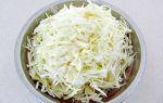 Помидоры с капустой на зиму без стерилизации — рецепт с пошаговыми фото