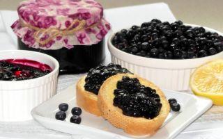 Варенье из черники — 43 рецепта на зиму простых и вкусных с фото