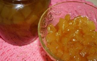 Варенье из кабачков и лимона на зиму — 5 самых вкусных рецептов с фото пошагово
