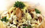 Вкусный салат с белыми грибами: как приготовить с маринованными, сушёными и жареными боровиками по рецептам