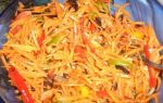 Салат кобра из помидоров на зиму — рецепт с пошаговыми фото