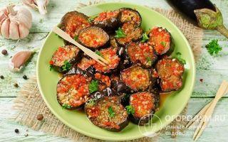 Маринованные баклажаны на зиму — 20 рецептов лучших заготовок с пошаговыми фото
