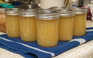 Грушевое пюре для грудничка на зиму — пошаговый рецепт с фото