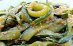 Жареные огурцы на зиму — рецепт приготовления с пошаговыми фото
