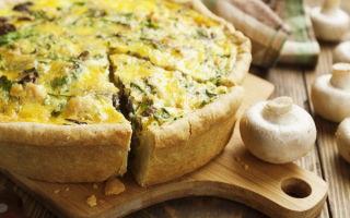 Приготовление блюд из овощей и грибов: фото, рецепты, как потушить и запечь овощи с грибами