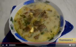 Как приготовить грибной суп из вешенок: фото, видео, рецепты приготовления супов из вешенок