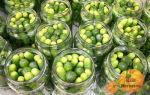 Огурцы в томатном соке с чесноком на зиму — рецепт с пошаговыми фото