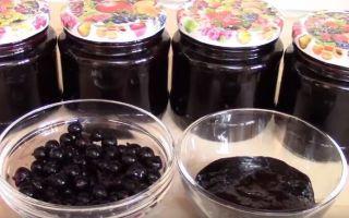 Варенье из черной смородины на зиму простые и вкусные рецепты