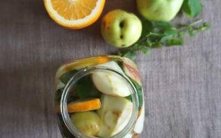Компот из кишмиша с апельсином на зиму — простой пошаговый рецепт