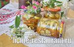 Заготовки из кабачков на зиму — 135 золотых рецептов с пошаговыми фото