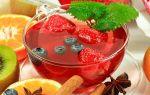 Компот из клубники на 3 литра на зиму — рецепт приготовления с пошаговыми фото