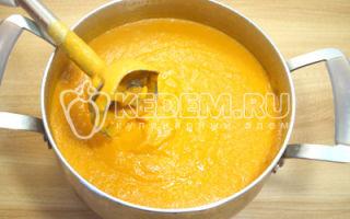 Кабачковая икра запеченная в духовке на зиму — рецепт с пошаговыми фото