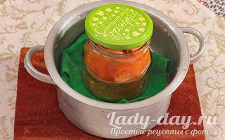 Салат из зеленых помидоров с майонезом на зиму — простой и вкусный рецепт с пошаговыми фото