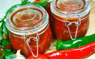 Аджика из кабачков на зиму — 5 рецептов пальчики оближешь с фото пошагово