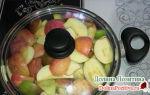Яблочное пюре с лимонной кислотой на зиму — простой пошаговый рецепт