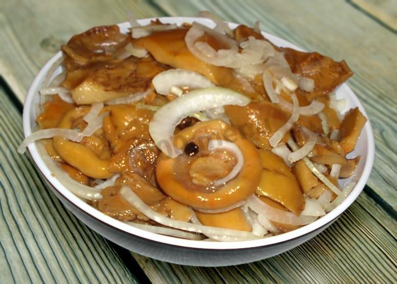 как приготовить грибы сыроежки в домашних условиях