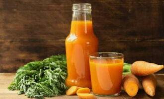 Морковный сок с апельсином на зиму - рецепт приготовления с пошаговыми фото