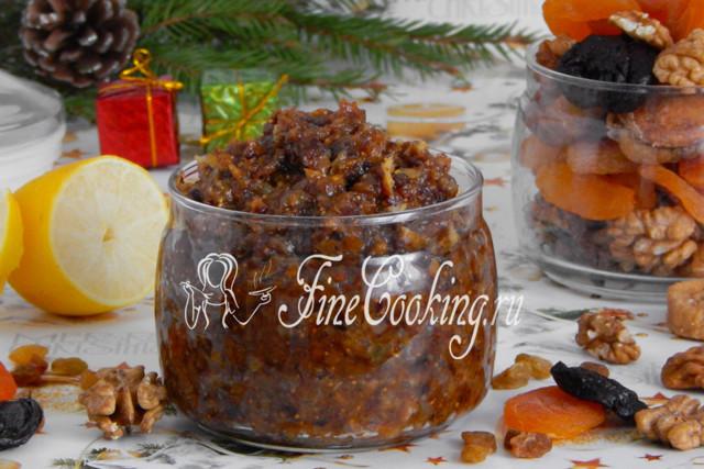 Инжир через мясорубку на зиму - рецепт в домашних условиях с фото