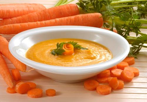 Пюре из моркови на зиму - простой пошаговый рецепт