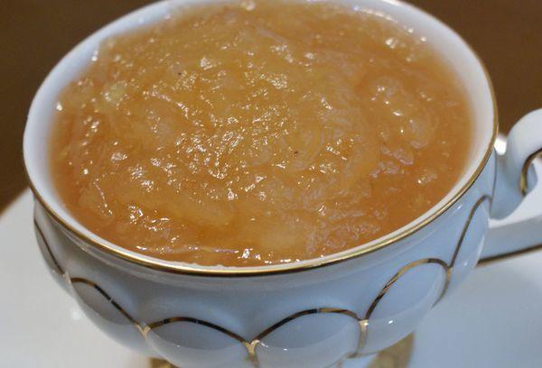 Яблочное пюре через соковыжималку на зиму - рецепт в домашних условиях с фото