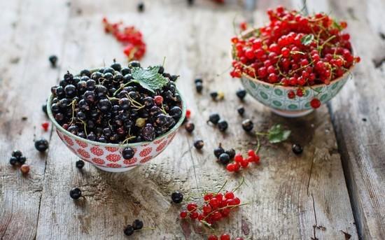 Простое варенье из красной смородины пятиминутка на зиму - простой рецепт от автора