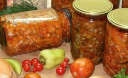 Рассольник с солеными огурцами на зиму - рецепт приготовления с пошаговыми фото