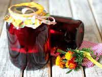 Компот из черной смородины и апельсина на 3-литровую банку на зиму - простой рецепт от автора