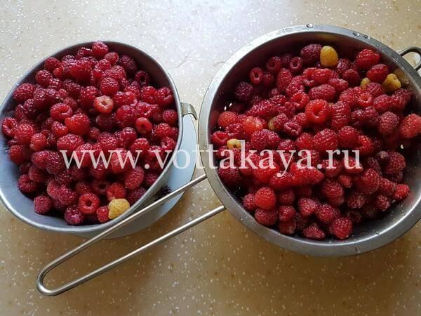 Малиновое варенье на зиму - рецепт приготовления с пошаговыми фото