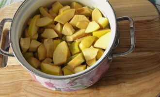 Айва в сиропе дольками на зиму - вкусный рецепт с пошаговыми фото